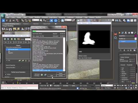 3Ds Max Eğitimi, Lastik Toz Fumefx - Bölüm 1 [Hd 720P] İle