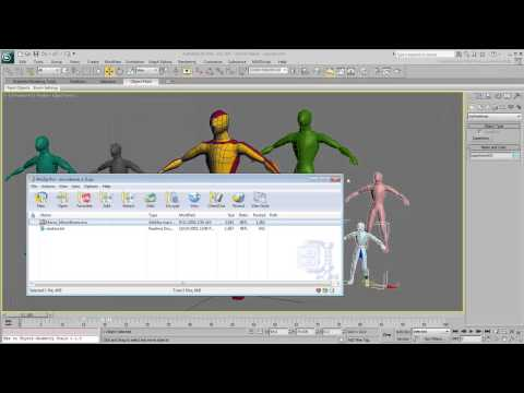 3Ds Max Eğitimi, Üçüncü Parti Scriptler [Hd 720 P] Kullanma