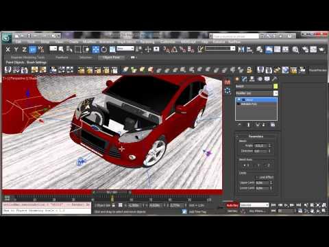 3Ds Max Eğitimi, Xref Vs Kapsayıcılar [Hd 720P]