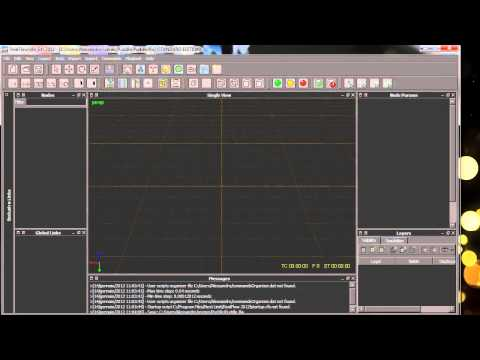 3Ds Max Tutorial, Lastik Bir Su Birikintisine - Bölüm 1 [Hd 720P]