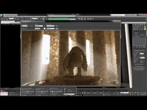 3Ds Max Eğitimi, Cilt Işık Oluşturma