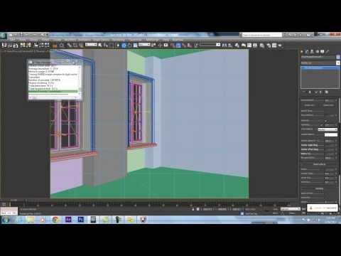 Modelleme, Aydınlatma Ve İşleme 3Dsmax Vray