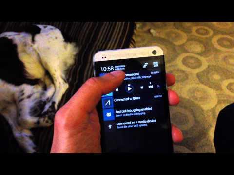 Cyanogenmod + Chromecast