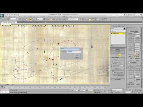 3Ds Max Eğitimi, Metin - Metin Kendi Kendine Yazma - Bölüm 1 [Hd 720 P] Hareketlendirme