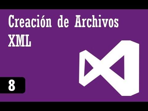C# Intermedio - 8 - Creación De Archivos Xml