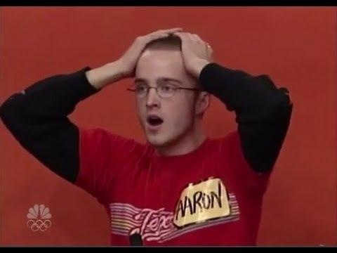 Kötü Aaron Paul Üzerinde Fiyat Kırma Hakkıdır - A Yarışmacı Olarak