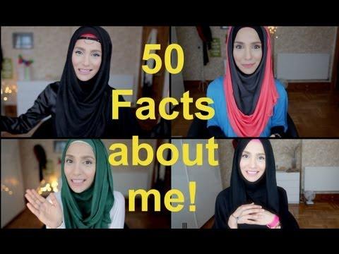 Benim Hakkımda 50 Gerçekler | Amena