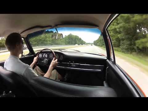 1968 Porsche 911 S, Uygun Test Sürüşü