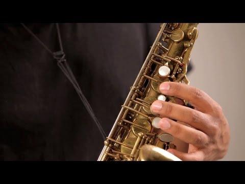 Uygun Sax Parmak Yerleştirme | Saksofon Dersleri