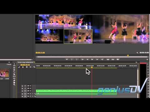 Çoklu Adobe Premiere Cc Düzenleme