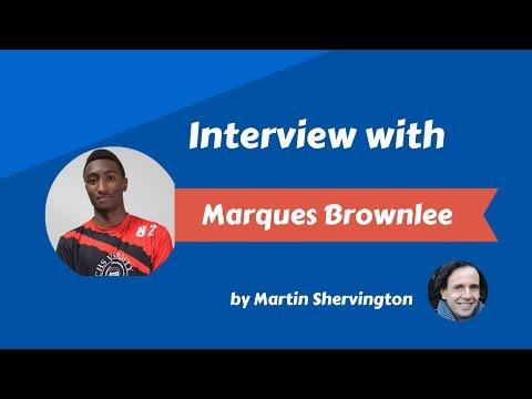 Marques Brownlee İle Röportaj!