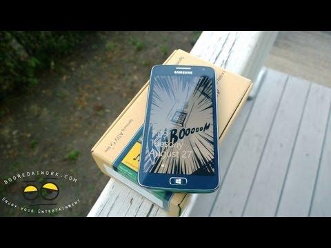 Samsung Atıv S Unboxing Neo