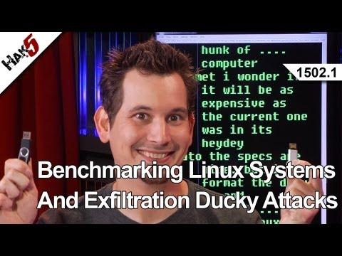 Nasıl Linux Sisteminizi Hak5 Kriter İçin 1502.1