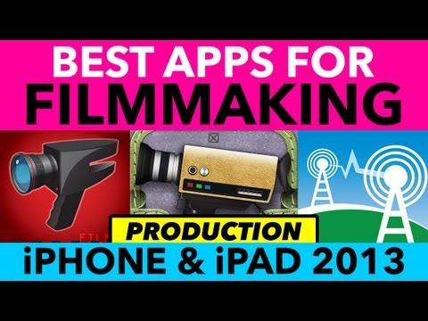 En İyi Film Yapımı Apps İphone Ve İpad 2013 İçin: Filme (Bölüm 2/3)