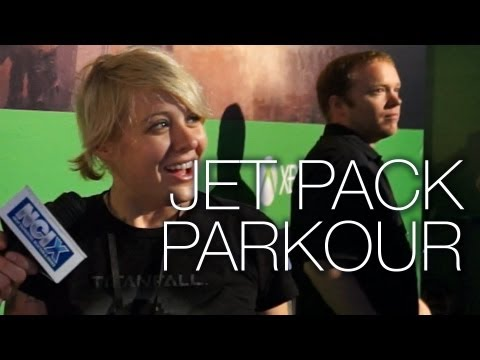 Titanfall Röportaj Ve Elleri - Pax Prime 2013