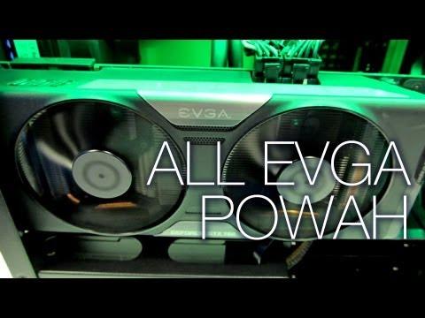 All-Evga Ncıxpc 505-Ie Ft. Evga Z87 Stinger Ve Geforce Gtx 760 Acx!