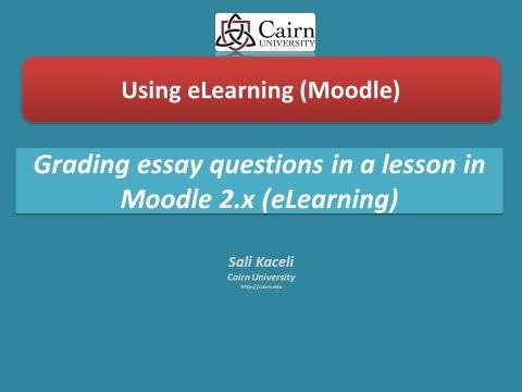 Moodle Kompozisyon Sorularda Sınıflandırma 2.x (2,5)