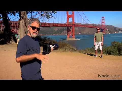 Fotoğrafçılık Eğitimi Süper Telefoto Sıkıştırma Derinlik Hissi