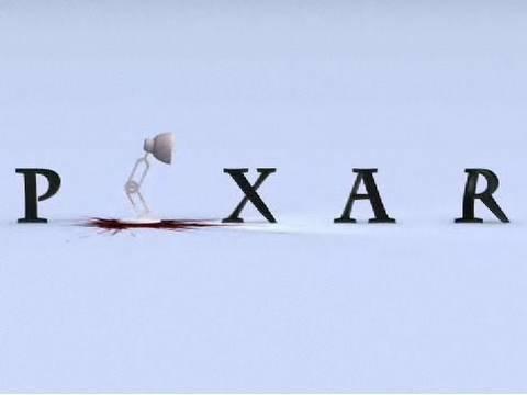 Pixar Intro Parodi