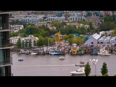 Ziyaret Granville Adası | Vancouver Seyahat