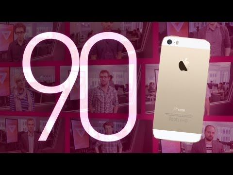 İphone, Blackberry Ve Breaking Bad: Eşiğinde 90 Saniye