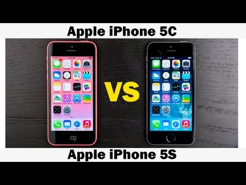 İphone 5C Vs İphone 5'ler Tam Ayrıntılı Karşılaştırma