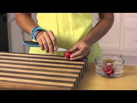 Nasıl Turp Bir Rozet Yapmak İçin : Pişirme Ve Mutfak İpuçları