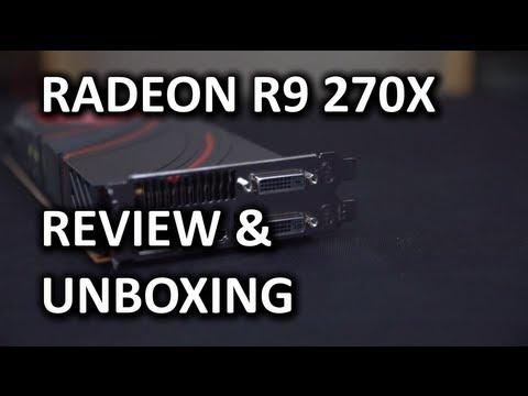 Amd Radeon R9 270 X Unboxing Ve Gözden Geçirin