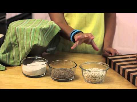 Ev Yapımı Ekmek Lif Eklemek Nasıl: Yemek Ve Mutfak İpuçları