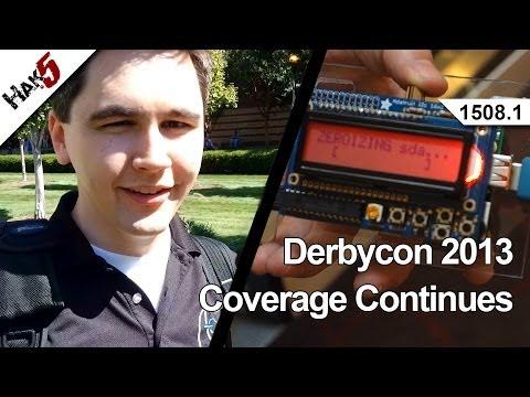 Derbycon 2013 Devam Ediyor, Hak5 1508.1