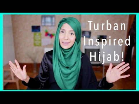 Eıd Eğitimi! Türban Hoojab İlham! | Amena