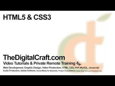 Html5 Ve Css3 - Bölüm 1 - Giriş Ve Gereksinimleri