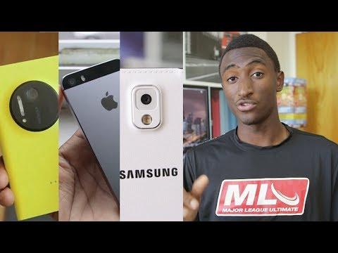Top 5 En İyi Smartphone Kamera!