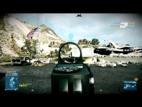Pc Can Oyun Olduğunu? -Battlefield 3 Yorum