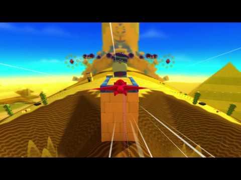 Sonic Kayıp Dünya Lansmanı Trailer (Kuzey Amerika)