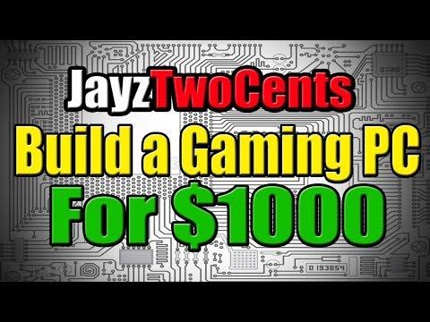 Alıcılar Kılavuzu - İnşa Bir Oyun Pc İçin $1000 - Kasım 2013