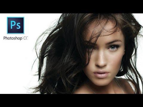 Photoshop Airbrush Cilt Öğretici | Rötuş