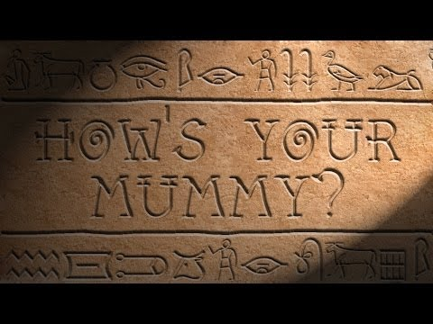 Photoshop: Nasıl Mısır Hiyeroglif Ve Metin Bir Duvara Carve İçin