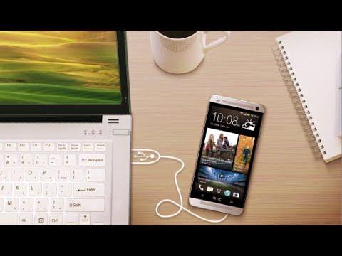 Htc Bir Max (Anlamda 5,5) - Hareket İphone İn Htc Sync Manager İle Telefonunuza