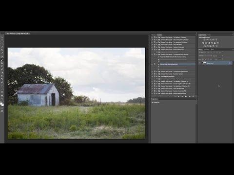 Şeffaf Bulutlar Photoshop Bindirme Set