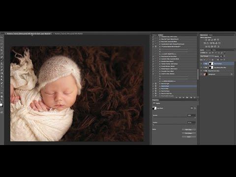 Yeni Doğan Essentials Photoshop Eylem Kümesi