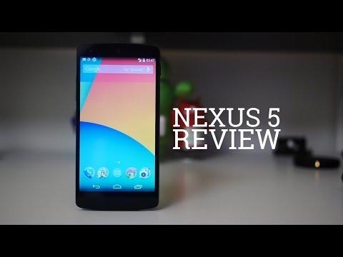 Nexus 5 Bir Daha Gözden Geçirme