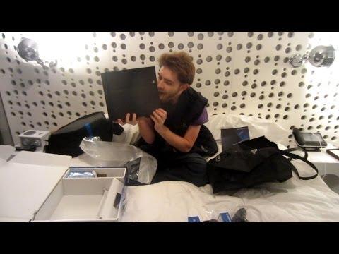 Nihai Ps4 Unboxıng / Bakım Paketi! (Playstation 4 Konsol) Tarafından Whiteboy7Thst