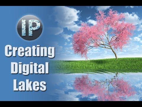 Photoshop Elements Bir Dijital Göl Photoshop Elements Öğretici 2 Oluşturma