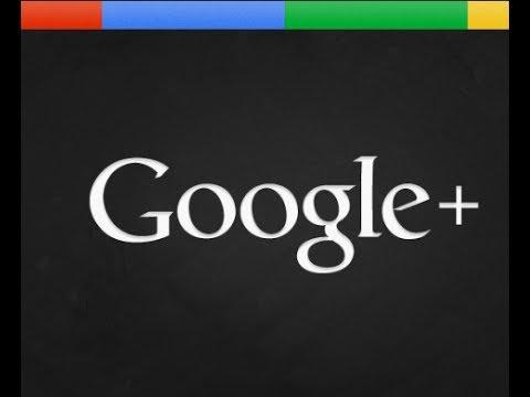 Nasıl Google + From Youtube Çıkarmak