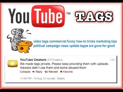 Nasıl Gizli Youtube Etiketler Görmek