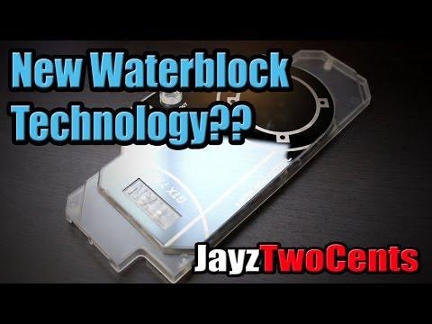 Yeni Gpu Waterblock Teknolojisi? Ucuz Yol-İn Düşünmek!