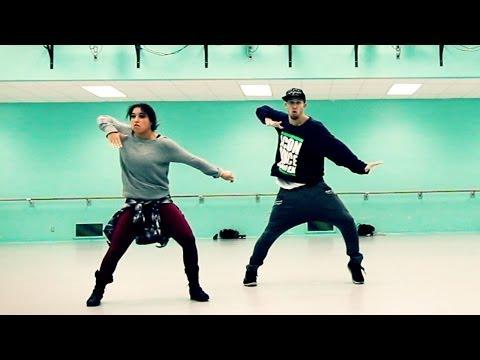 Mürekkep Evlat Göster Bana - Ft Chris Brown Dans   Koreografi Tarafından @mattsteffanina @danaalexa (Resmi Video)