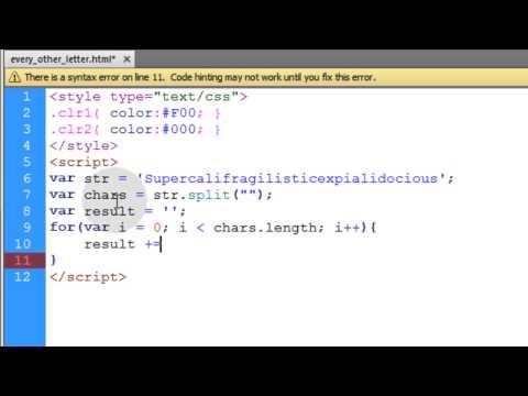 Q + A - Javascript Kullanarak Metin Rengini Değiştirmek Nasıl