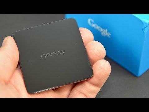 Google Nexus Kablosuz Şarj Cihazı: Unboxing Ve Gözden Geçirin